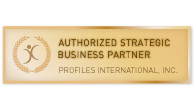 AUTHORIZED STRATEGIC BUSINESS PARTNER OF PROFILES INTERNATIONAL CANADA